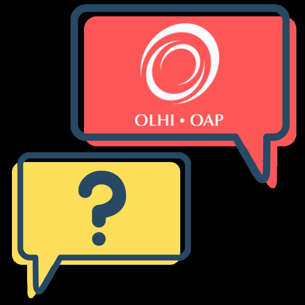 OLHI • OAP Question